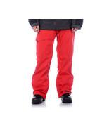 Aperture Definition Pants Ski Snowboard 10k Waterproof Mens Red XL - $90.04