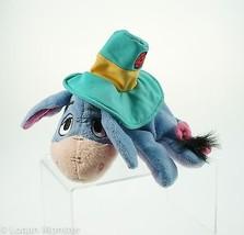 "Fisher Price Disney Eeyore Plush with Hat Lady Bug 7"" Winnie the Pooh St... - $9.84"