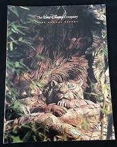 Walt Disney Company 1997 Annual Report Animal K... - $19.74