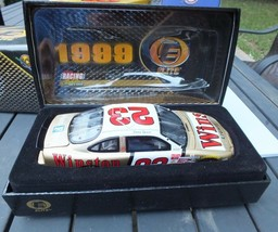 Action Elite Jimmy Spencer #23 Winston Gold Taurus 1/24 Diecast w/ case - $38.79