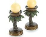 Coconut tree candleholders thumb155 crop