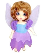 """BJD Winged Fairy Outfit for 6"""" to 8"""" Dolls Lati Yellow Pukifee Luts Tiny... - $123,86 MXN"""