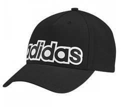 Adidas Unisex Hat Training Performance Linear Cap Fashion Sporty Style N... - $23.70