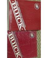 1991 BUICK PARK AVENUE Service Shop Repair Manual SET ENGINE SUPPLEMENT OEM - $121.72