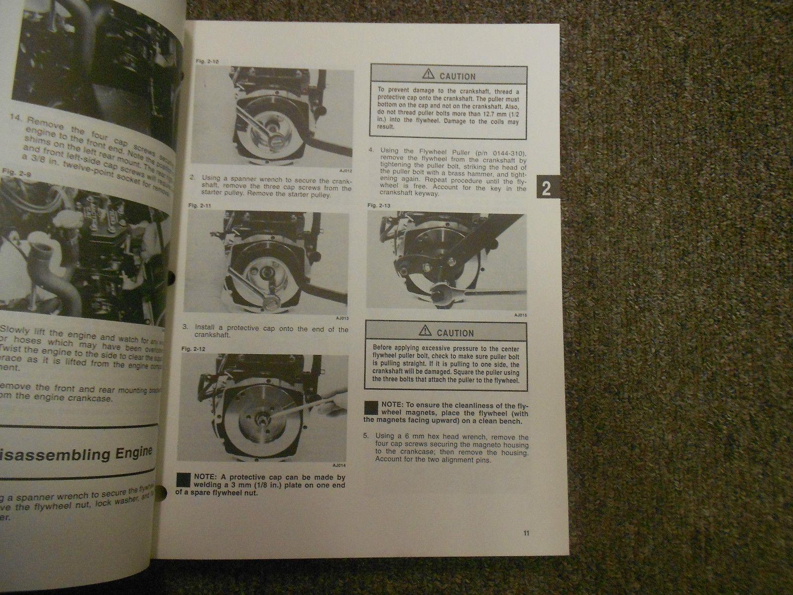 1994 Arctic Cat Wildcat 700 Efi Manual