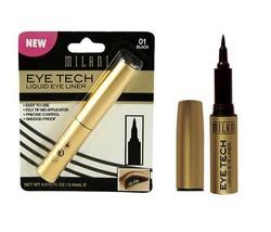 Milani Eye Tech Liquid Liner Mlmtl01 Black - $7.71