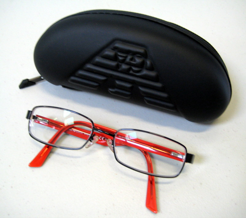 5fea8fc8ad4 Img 4370. Img 4370. Previous. Emporio Armani EA 9775 designer Italian eyeglass  glasses frames black ...