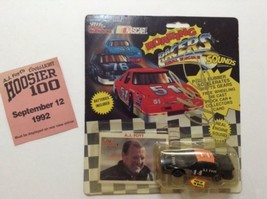 Vintage 1991 Racing Champions Roaring Racers Autographed by #14 A. J. Fo... - $53.85