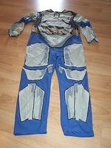Boys Size Large 10-12 Star Wars Jango Fett Halloween Costume Jumpsuit Ru... - $24.00