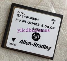 New Allen Bradley2711P-RW1 memory card  64MB 90 days warranty - $343.90