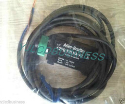 new Allen-Bradley 42FB-F2LNA-A2 optical fiber sensor 90 days warranty - $128.25