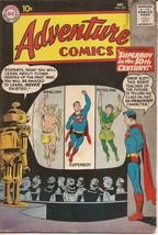 DC Adventure Comics #279 Superboy In The 50th Century Smallville Aquaman - $11.95