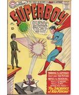 DC Superboy #125 Sacrifice Of Kid Psycho Smallville Clark Kent Krypto La... - $9.95
