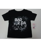 BAD 2 DA BONE Infant T-Shirt by Little Teez NWT Sz 6 MO - $7.99