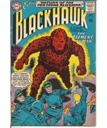 DC Blackhawk #195 Element Man Tom Thumb Blackhawk Air Force Action Adven... - $9.95