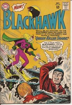DC Blackhawk #200 Queen Killer Shark Air Force Action Adventure - $9.95