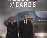 House of Cards: The Complete Third Season 3 DVD 2015 Brand New