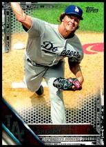 2016 Topps Black #32 Zack Greinke NM-MT 09/65 Los Angeles Dodgers - $11.99