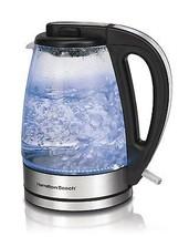Hamilton Beach 40865C 1.7-Liter Glass Kettle  - $65.30