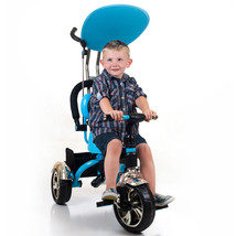 Bikes For Toddlers Stroller Tricycles Girls Boys Trike Trainer With Push... - $153.99
