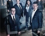 Person of Interest: The Complete Series 1-5 Seasons DVD 2016 Brand New