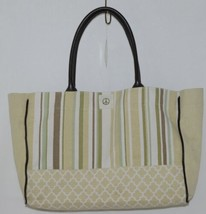 Grasslands Road Baby Its You Product Number 462441 Large Canvas Tote Stripped image 1