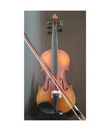 Student Acoustic Violin Full 4/4 Maple Spruce with Case Bow Rosin Classi... - $53.99