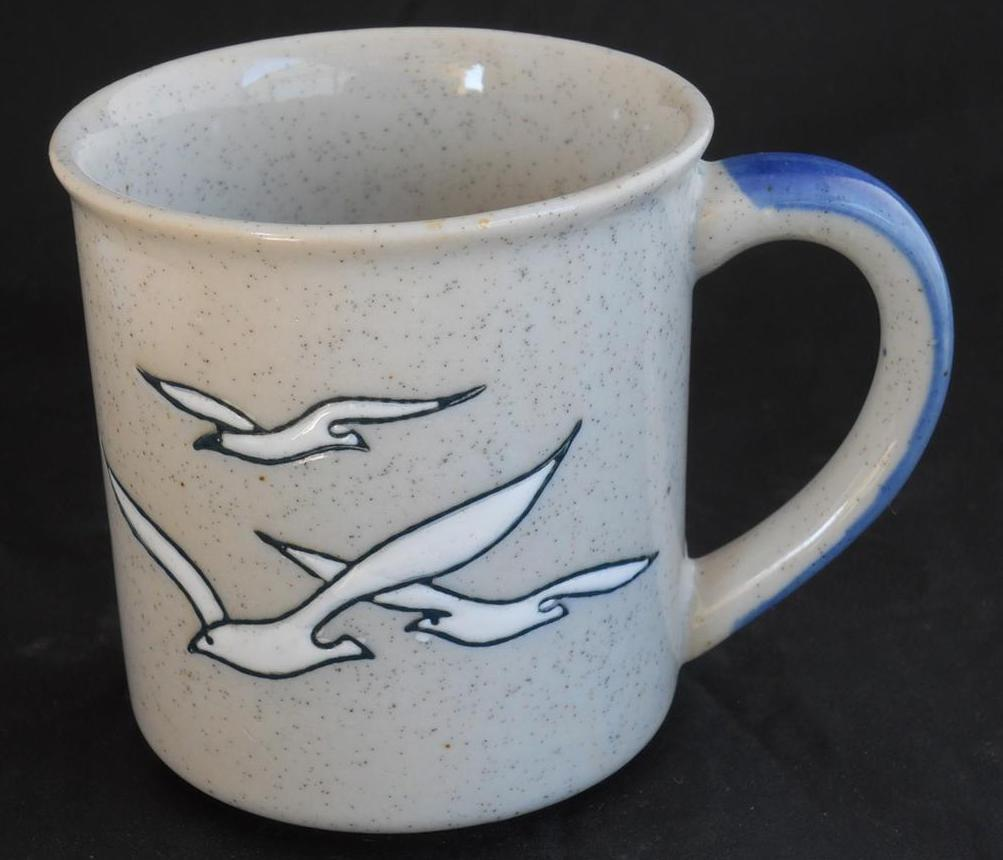 Primary image for Flying Seagulls Seagull Coffee Cup Mug