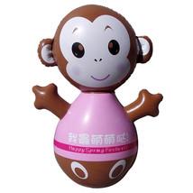 Inflatable Toy 90cm Large Tumbler Thick Cartoon    monkey - $26.99