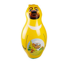 Inflatable Toy 90cm Large Tumbler Thick Cartoon    second bear - $26.99