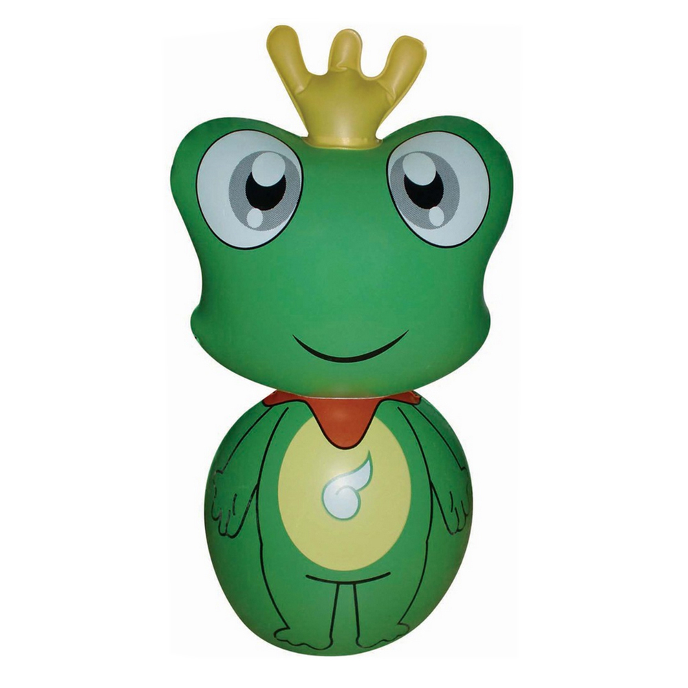 Cartoon Tumbler Inflatable Toy  - $14.99