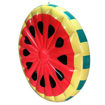 Inflatable PVC Toy Adults Watermelon Floating Mat Row - $69.99