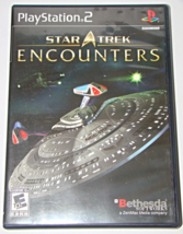Playstation 2   Star Trek Encounters (Complete With Manual) - $15.00
