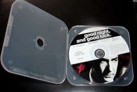 2005 GOOD NIGHT AND GOOD LUCK Movie DIGITAL PRESS KIT CD-ROM George Clooney - $9.59
