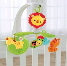 Fisher Price Grow With Me Mobile Lullabies Heartbeat Sounds NEW NIP - $17.30