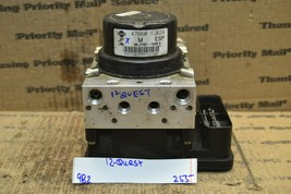11-16 Nissan Quest ABS Pump Control OEM Module 476601JA2A 255-9B2 - $79.98