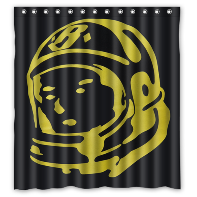 Primary image for Billionaire Boy Club #04 Shower Curtain Waterproof Made From Polyester