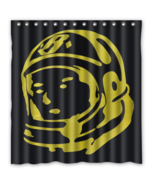 Billionaire Boy Club #04 Shower Curtain Waterproof Made From Polyester - $29.07+