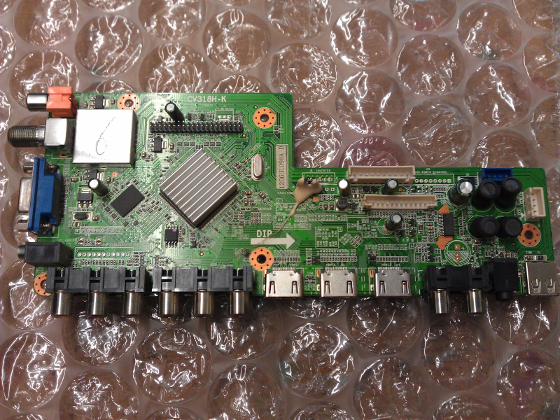 1206H1098A Main Board Supply Board From Proscan PLD3271AF LCD TV
