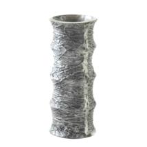 Variegate Silver Round Vase - $21.15