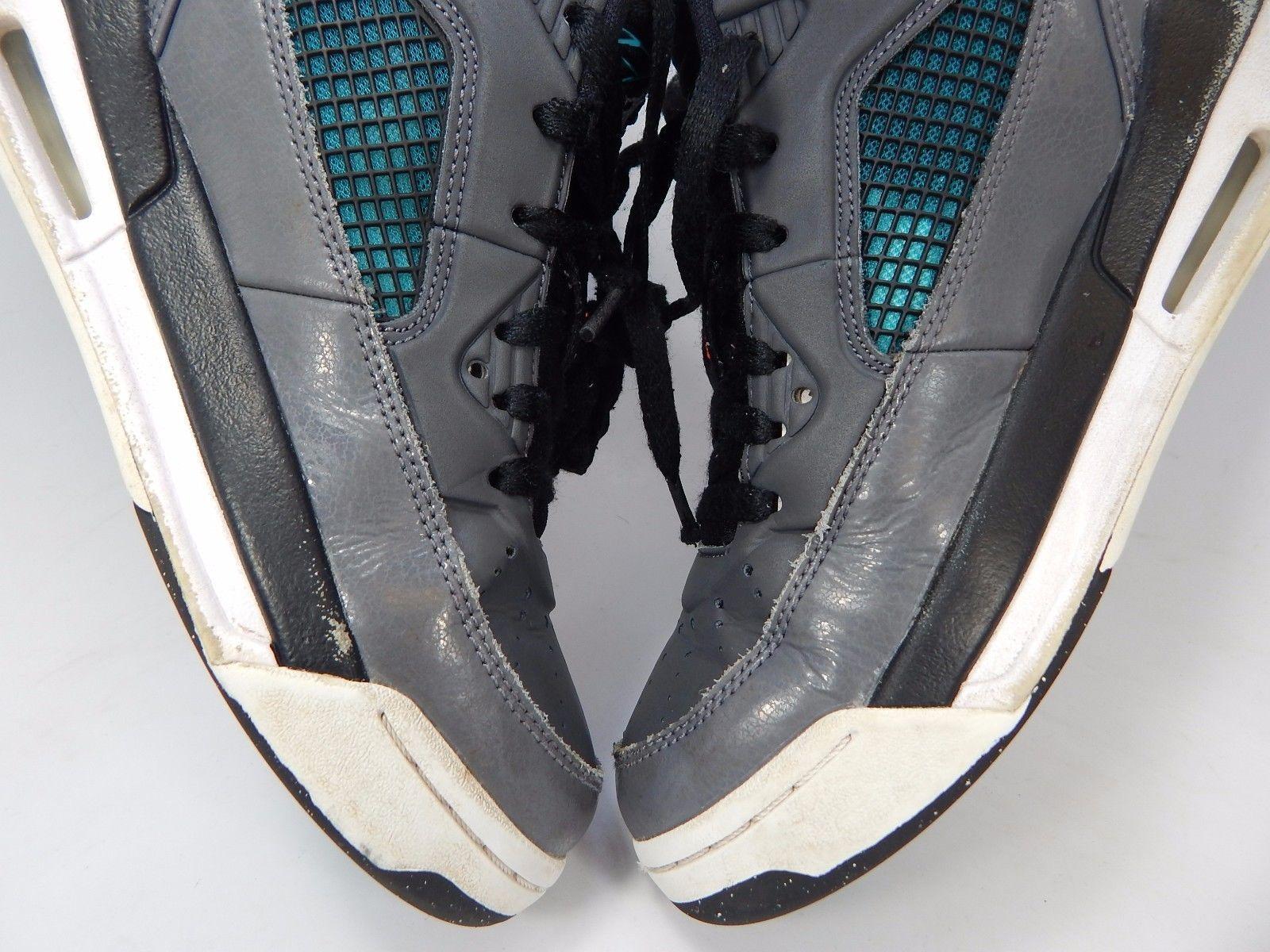 Nike Jordan Flight 9.5 BG Boy's Youth Shoes Size 4 Y (M) EU 36 Gray 654975-030