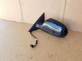 10-14 Audi A5 Hardtop Side View Door Wing Mirror Driver Left - LH  [12 wire] image 1