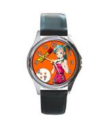 Bulma dragon ball leather watch thumbtall