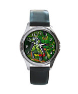 Cell dragon ball leather watch thumbtall
