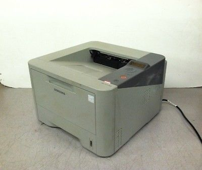 Samsung ML-3712ND USB Workgroup Laser Printer 58K Pagecount