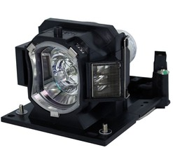 Hitachi DT-01511 DT01511 Lamp In Housing For Models CPCX250 CPRX93 TW2505 - $32.89