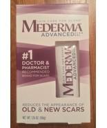 New MEDERMA Skin Care For Old & New Scars Advanced Scar Gel 1.76 OZ 50g ... - $24.99