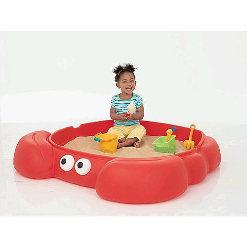 Outdoor Toys For Toddlers And Preschoolers : Sand box children kids sandbox playground play set large