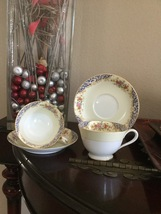 NORITAKE JAPAN CUP AND SAUCER VTG                                 (#20) - $8.00
