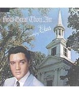 How Great Thou Art by Elvis Presley (Cassette, ... - $9.89